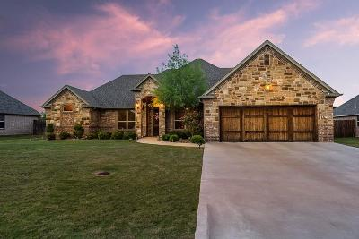 Granbury Single Family Home For Sale: 2815 Willow Ridge Circle