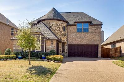 North Richland Hills Single Family Home Active Option Contract: 8420 La Fontaine Drive