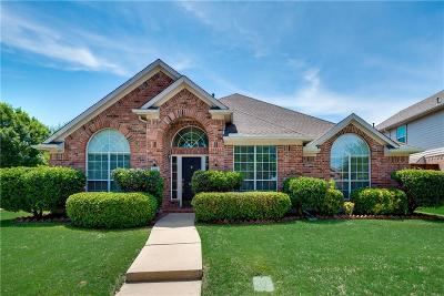 Mckinney Single Family Home Active Option Contract: 3616 Ironwood Drive