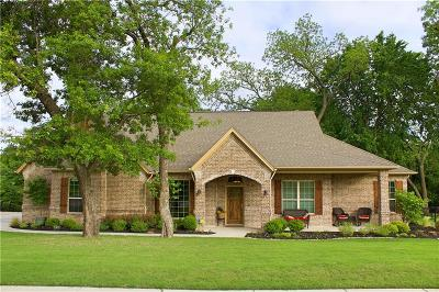 Weatherford Single Family Home For Sale: 3514 Lakeway Drive