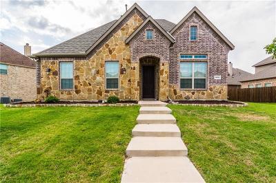 Sachse Single Family Home For Sale: 3621 Harlan Drive