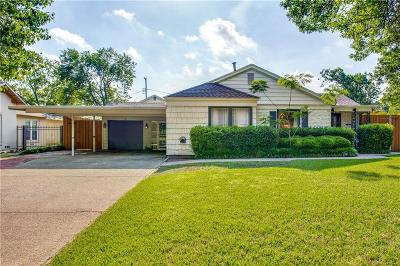 Fort Worth Single Family Home For Sale: 320 Eastwood Avenue