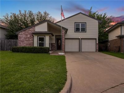 Mansfield TX Single Family Home For Sale: $210,000