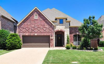 Frisco Single Family Home For Sale: 60 Secluded Pond Drive