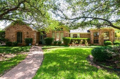 Colleyville Single Family Home For Sale: 4105 Lexington Parkway