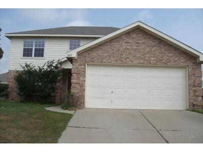 Crowley Single Family Home For Sale: 409 Centennial Place