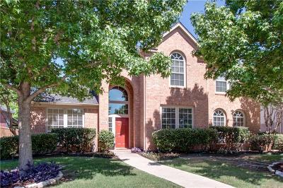 Flower Mound Single Family Home For Sale: 2220 Columbia Drive