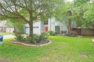 Grapevine Single Family Home For Sale: 3313 Knob Oak Drive