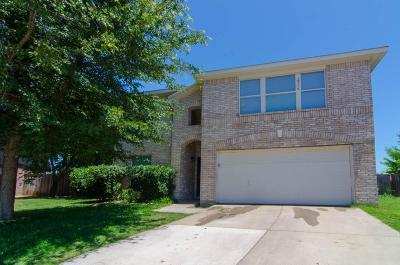 Mckinney Single Family Home For Sale: 2916 Bluffs Court