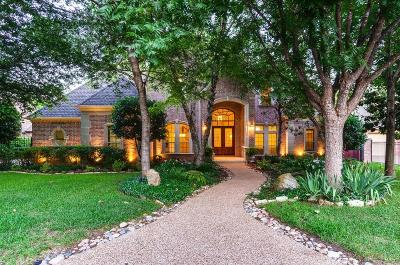 Southlake TX Single Family Home For Sale: $1,037,500