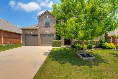 Fort Worth Single Family Home For Sale: 12300 Langley Hill Drive