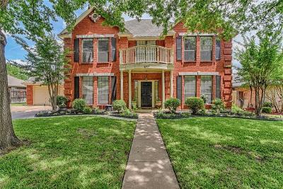 Arlington Single Family Home For Sale: 6311 Suffolk Drive