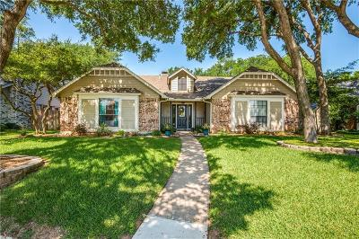 Coppell Single Family Home For Sale: 103 Creekside Lane