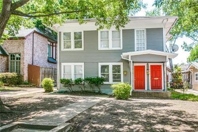 Multi Family Home For Sale: 5632 Willis Avenue