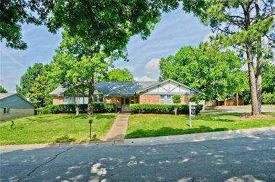 North Richland Hills Single Family Home For Sale: 7621 Mapleleaf Drive