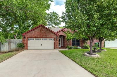 North Richland Hills Single Family Home For Sale: 8309 Odell Street