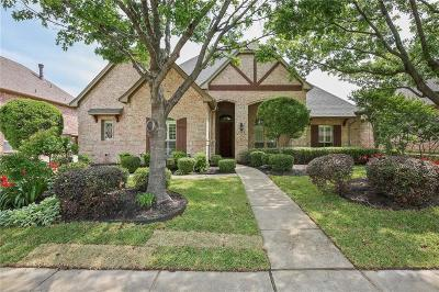 North Richland Hills Single Family Home Active Option Contract: 7828 Shady Oaks Drive