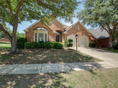 Arlington Single Family Home Active Option Contract: 2405 Pine Hollow Court