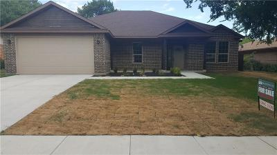 Lancaster Single Family Home For Sale: 618 Kiowa Circle