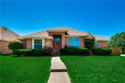 Mesquite Single Family Home For Sale: 1409 Duncan Drive