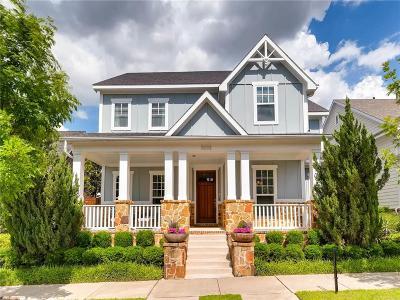 Carrollton Single Family Home For Sale: 5032 Dickens Lane