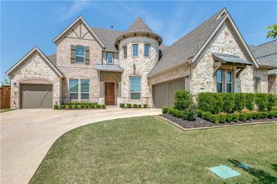 Frisco Single Family Home Active Option Contract: 3506 Evita Drive