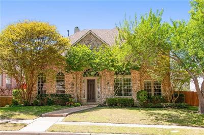Plano Single Family Home For Sale: 8017 Greensboro Drive