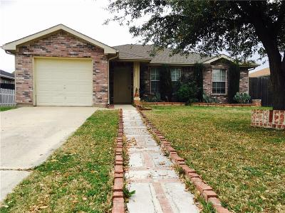 Forest Hill Single Family Home Active Option Contract: 7217 Autumn Moon Drive