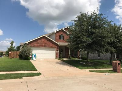 Waxahachie Single Family Home For Sale: 101 Horseshoe Bend