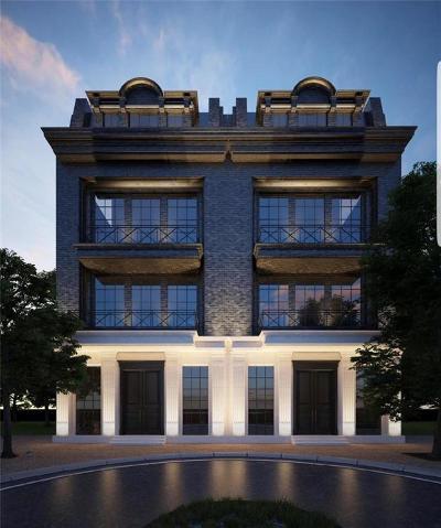 Dallas Half Duplex For Sale: 4321 Holland Avenue #1
