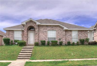 Mesquite Single Family Home For Sale: 908 Chelsea Drive