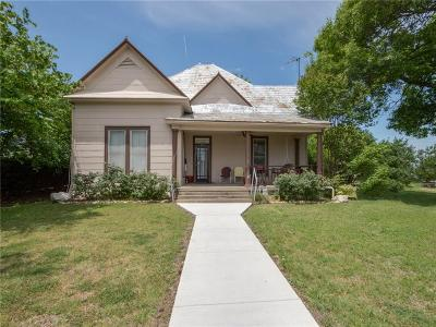 Rockwall Single Family Home For Sale: 506 Barnes Street