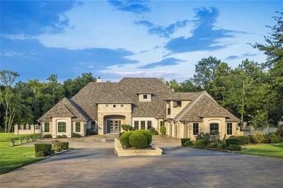 Longview Single Family Home For Sale: 8 Stoneridge Trail