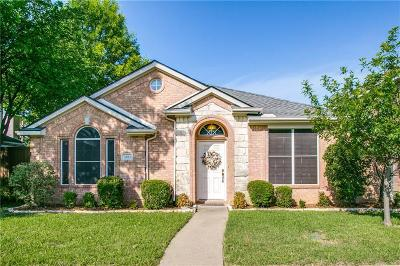 McKinney Single Family Home For Sale: 3802 Rose Court