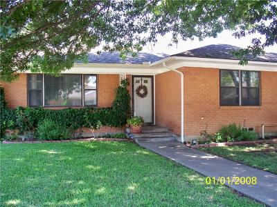 McKinney Single Family Home For Sale: 1512 Wysong Drive