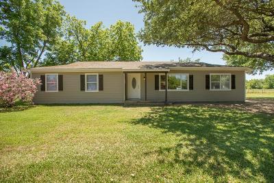 Mabank Single Family Home For Sale: 520 E Mae Drive