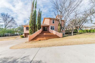 Fort Worth Single Family Home For Sale: 7940 Summit Cove