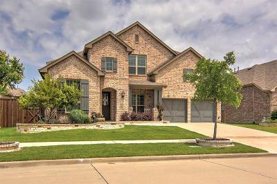 Frisco Single Family Home For Sale: 13828 Clusterberry Drive