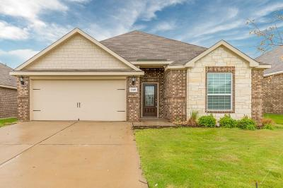 Crowley Single Family Home For Sale: 13609 Founders Lane