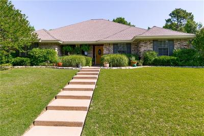 Colleyville Single Family Home Active Option Contract: 512 Quail Crest Drive