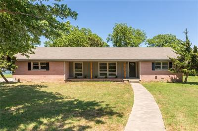 Cleburne Single Family Home For Sale: 809 Hilltop Drive