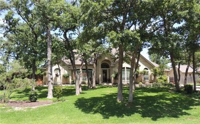 Granbury Single Family Home For Sale: 6610 Forest Oak Court