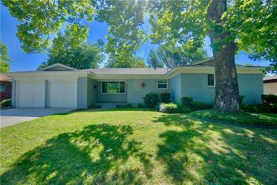 North Richland Hills Single Family Home Active Option Contract: 4604 Mackey Drive