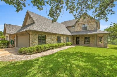 Somervell County Single Family Home Active Option Contract: 2053b County Road 2010