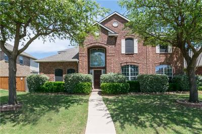 Allen TX Single Family Home For Sale: $419,900