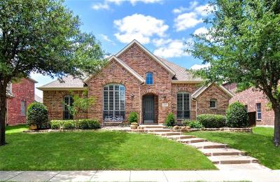 Frisco Single Family Home Active Option Contract: 6569 Ryeworth Drive
