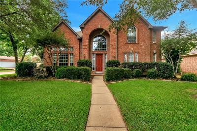 Flower Mound Single Family Home For Sale: 3401 Camden Drive