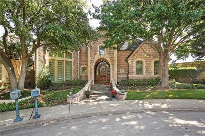 Dallas Single Family Home For Sale: 11909 Edgestone Road