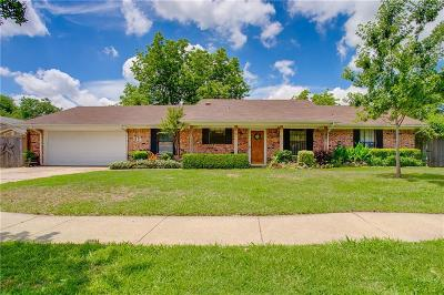 Forney Single Family Home For Sale: 715 Bowie Street