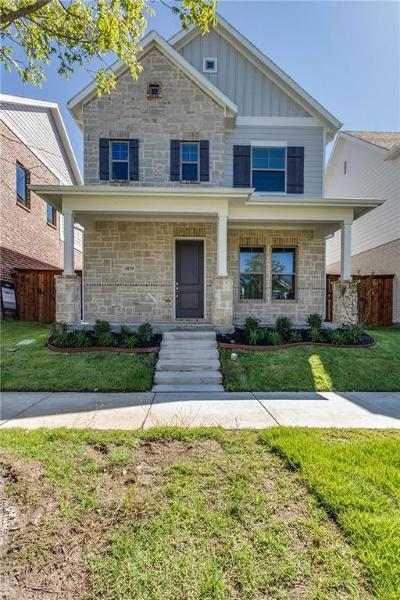 Parker County Single Family Home For Sale: 1829 Oak Trail Drive